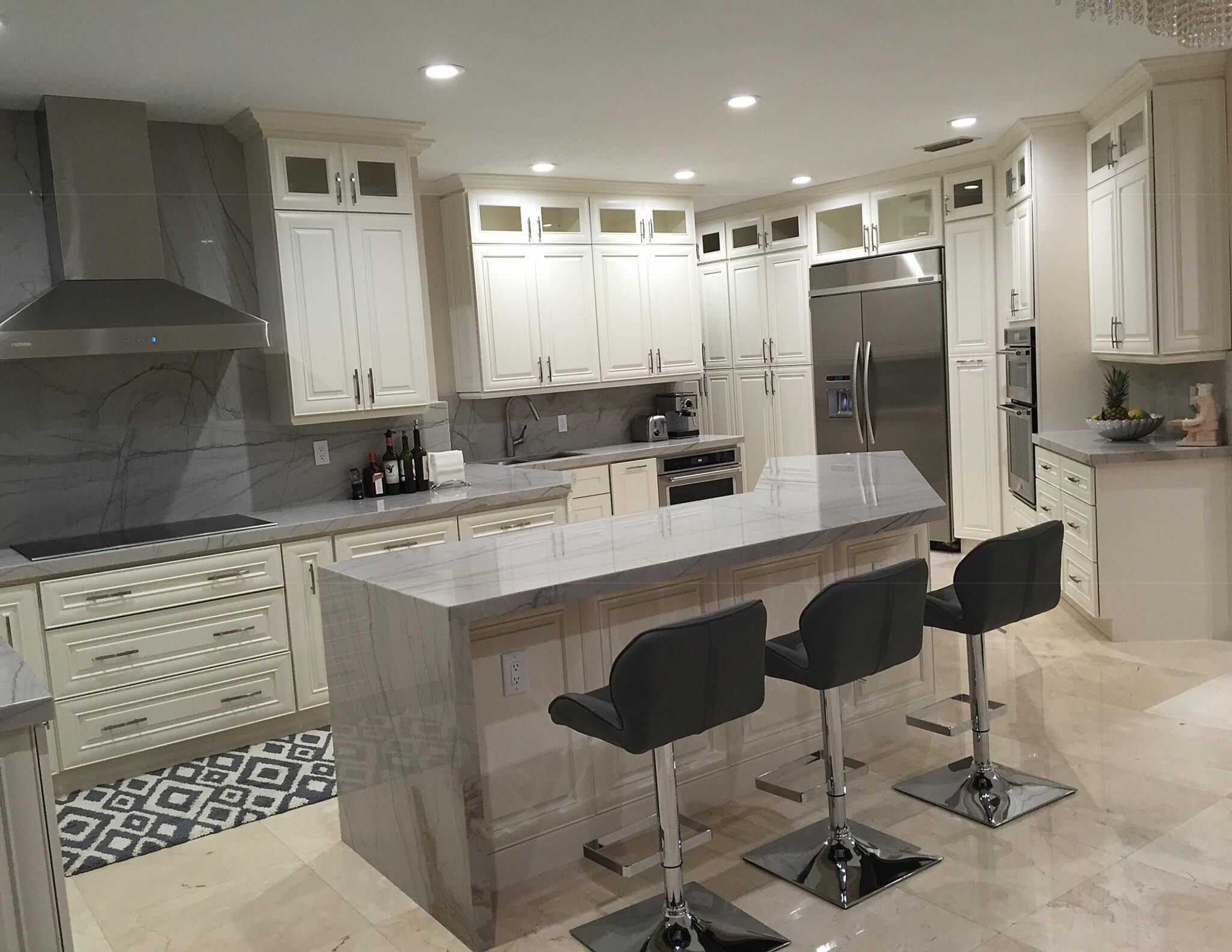 Raised | kitchensbyus.com on kitchens without top cabinets, raising kitchen cabnet, raising kitchen counter, raising kitchen ceiling,